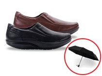 Comfort Style Мужские туфли 2.0