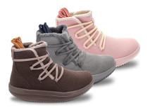 Полусапоги на шнуровке Comfort