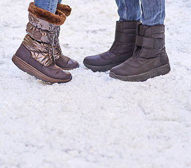 Зимние сапоги Comfort