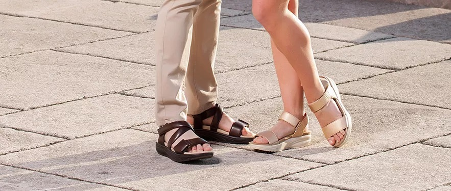 Новая коллекция сандалий Pure!