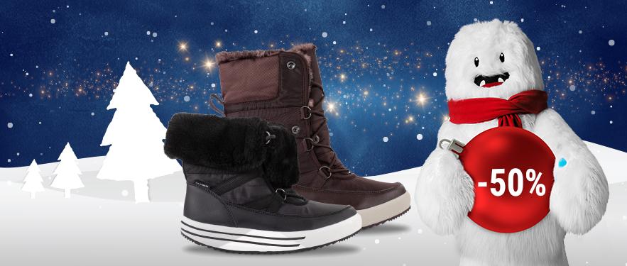 Зимние женские сапоги Walkmaxx Trend со СКИДКОЙ -50%!