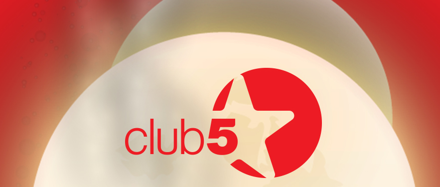 Стань участником клуба 5*