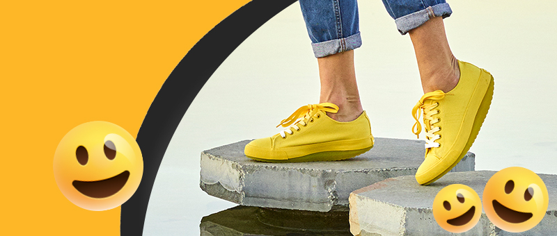 НОВИНКА! Кеды Walkmaxx Trend Ombre сейчас 2 по цене 1!