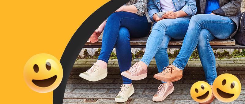 Демисезонные кеды Walkmaxx Trend сейчас 2 по цене 1!