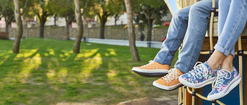 Кеды Walkmaxx Comfort - Закажите 1 пару, а 2-ю получите в ПОДАРОК!
