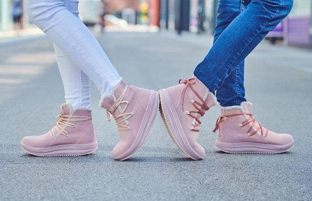 Полусапоги на шнуровке Walkmaxx Comfort