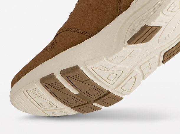 Замшевые кроссовки Walkmaxx