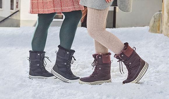 Женские зимние сапоги Walkmaxx Trend Sporty 4.0
