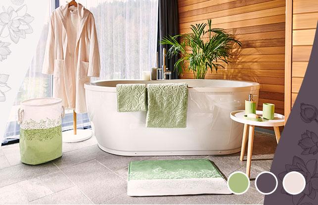 Коврик для ванной Dormeo Dalia